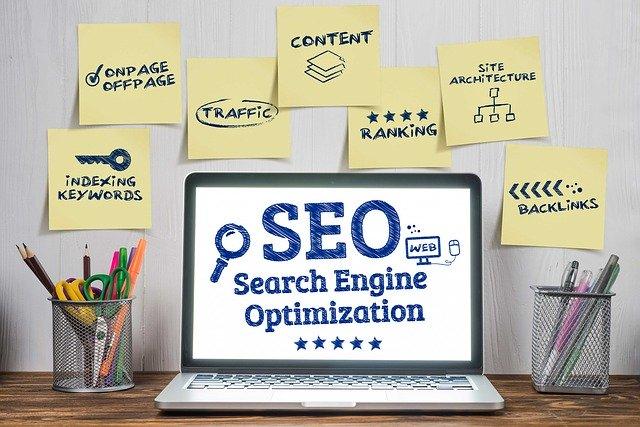 search-engine-optimization - référencer son site