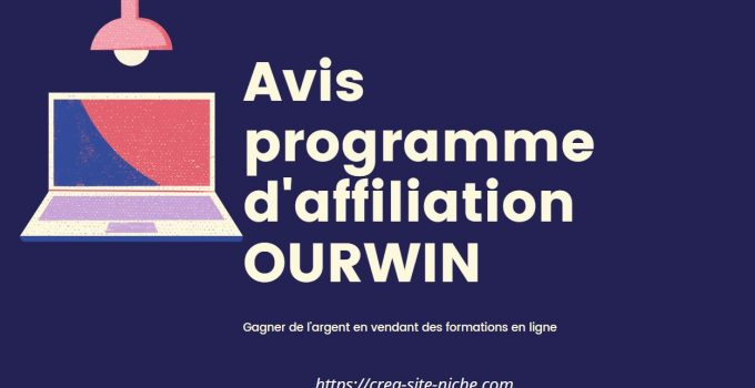 avis programme affiliation ourwin